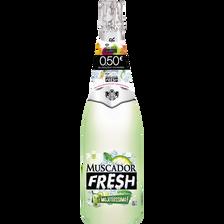 Vin mousseux saveur Fresh mojito MUSCADOR, 75cl