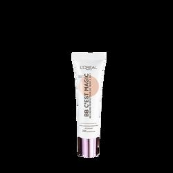 L'Oréal Paris - BB C'est Magic, BB Crème 5 en 1 Perfecteur de teint universel 30ml, 03 Médium Clair, NU