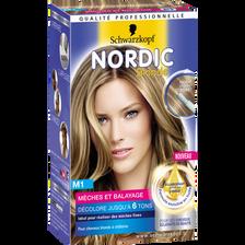 Kit pour mèches NORDIC blonde Ultra, M1