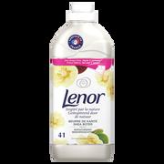 Lenor Adoucissant Liquide Beurre De Karité Lenor, 41 Doses Soit 1025ml