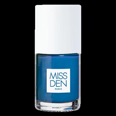 Vernis couleur absolue bleu oasis 738 MISS DEN, nu