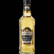 Muscat de Samos OLYMPIO, 15,5°, 75cl