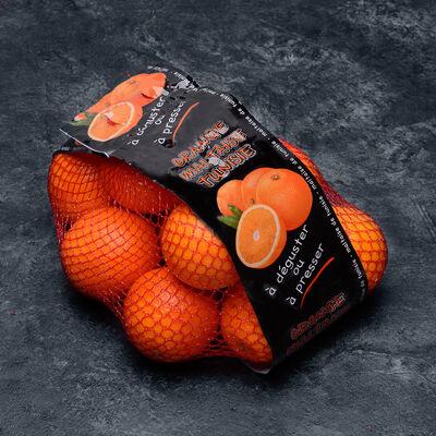 Orange Maltaise, calibre 7/8, catégorie 1, Tunisie, girsac 1,5kg