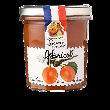 Lucien Georgelin Préparation D'abricots Les Recettes Cuites Au Chaudron Lucien Georgelin, 320g