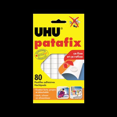Patafix UHU, blanche, 80 pastilles