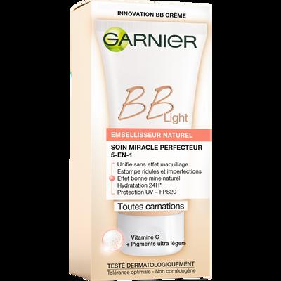 Soin visage B.B. nude light GARNIER, tube de 50ml
