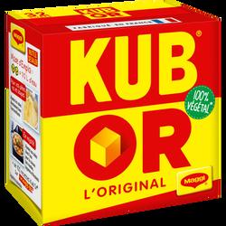 Bouillon l'original Kub Or MAGGI, 128g soit 8l