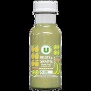 Kiwi Fruits Et Graine Pomme Kiwi Banane Lin U, Bouteille En Plastique De 25cl