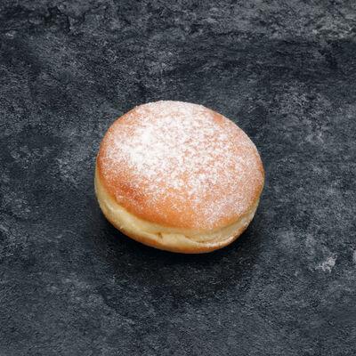 Beignet fourré aux pommes décongelé, 4 pièces + 2 offerts, 450g