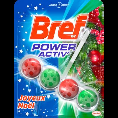 Bloc wc power magie winter BREF, 50g