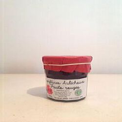 Confiture ardéchoise extra de fruits rouges 355g
