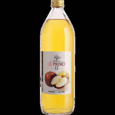 Pur jus de pomme de Savoie THOMAS LE PRINCE, 1 litre