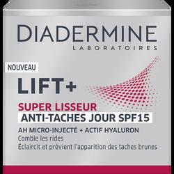 Crème de jour lift+ anti-tâches SPF15 DIADERMINE, pot de 50 ml