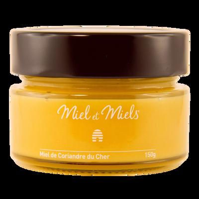 Miel de coriandre du Cher MIEL ET MIELS, 150g