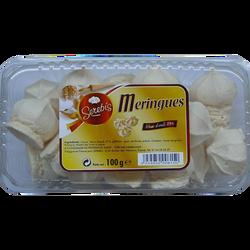 Meringues blanches SEREBIS, 100g