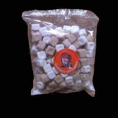 Gommes de guimauve grise MOINET VICHY SANTE, sachet 200g