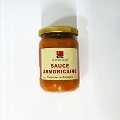 Sauce Armoricaine LE GRAND LEJON 190G