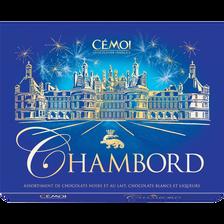 Cémoi Chocolat Chambord , Boîte De 445g