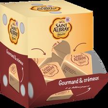 Fromage au lait pasteurisé ST ALBRAY, 33% de MG, 30g