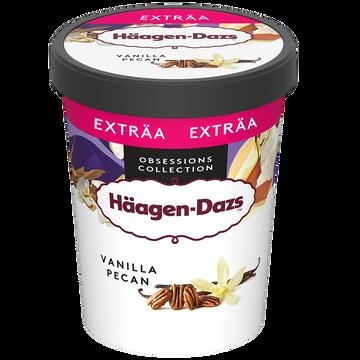 Häagen-Dazs Crème Glacée Vanille Et Aux Noix De Pécan Häagen Dazs, 560g