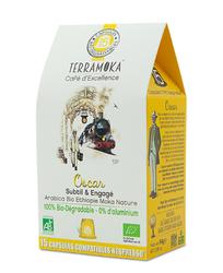 SIR OSCAR TERRAMOKA BIO 151G compatible Nespresso