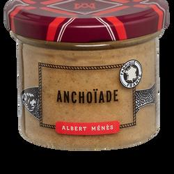 Anchoiade ALBERT MENES,100g