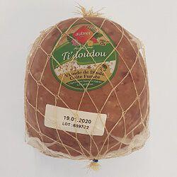 Viande de dinde cuite fumée AUBRET, 1,7 kg