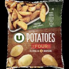 Potatoes au four U, 1kg