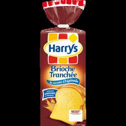 Brioche tranchée nature HARRYS, 500g