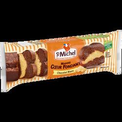 Le gâteau moelleux cocottes double chocolat SAINT MICHEL 275g