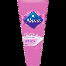 Protège-slips pour strings NANA, x30