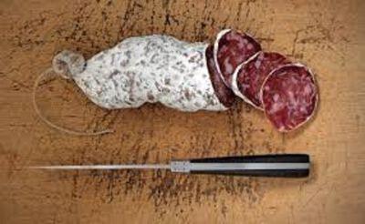 Saucisson pur porc  LE TRADITIONNEL  Louis D'Auvergne 270g Philis