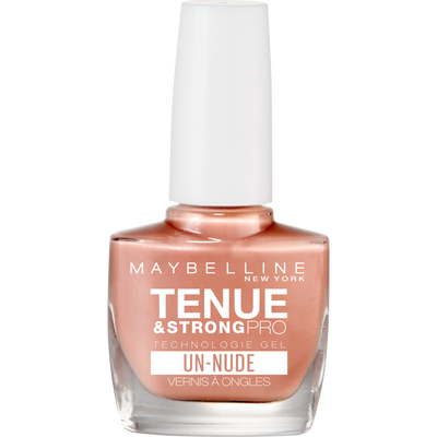 """Vernis à ongles """"Tenue et strong pro"""" n°897 driver 10ml - blister MAYBELLINE"""