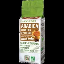 Café arabica Mexique Pérou Bio ETHNIQUABLE, 250 g