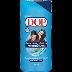 Shampooing très doux anti-pelliculaire DOP, flacon 400ml