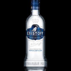 Vodka Original ERISTOFF, 37,5°, bouteille de 1 litre