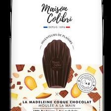 Colibri Madeleines Coque Chocolat Maison , Sachet De 8 Unités, 240g