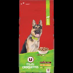 Croquettes pour chien boeuf/céréales/légumes U, 20kg