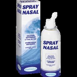Spray nasal d'eau de mer VITARMONYL, 125ml