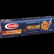 Barilla Spaghetti Au Blé Complet Intégrali Barilla Étui 500g