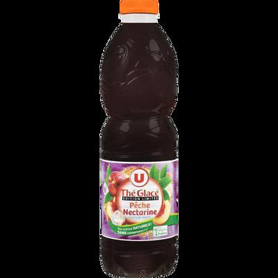 Boisson aux extraits de thé aromatisée saveur pêche nectarine 1,5L