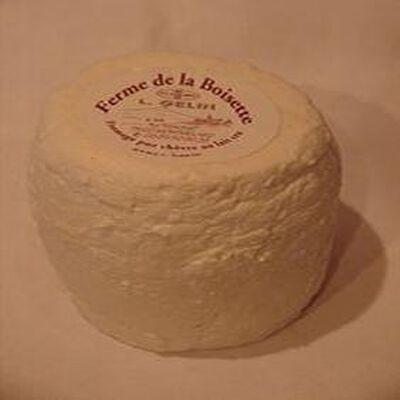 Fromage au lait cru de chèvre Ferme de la BOISETTE 175g