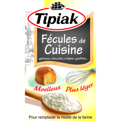 Fécule de cuisine TIPIAK, 350g