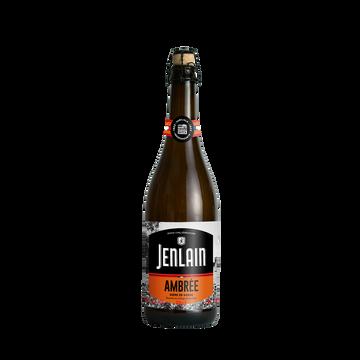 Jenlain Bière Ambrée Jenlain, 7,5°, 75cl