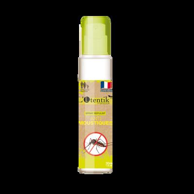 Spray répulsif corps anti-moustiques L'OTENTIK, 30ml