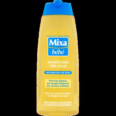 Shampooing très doux MIXA BEBE, flacon de 250ml