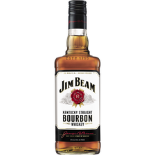 Bourbon JIM BEAM white, 40°, 70cl