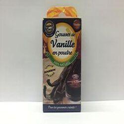 Gousse de Vanille en poudre, SAINTE LUCIE, 4 g