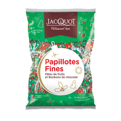 Papillotes fines JACQUOT, 940g