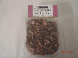 BOUCHEES DE POULPE